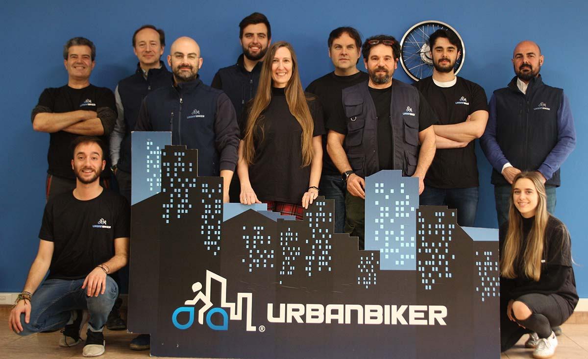 Equipo Urbanbiker